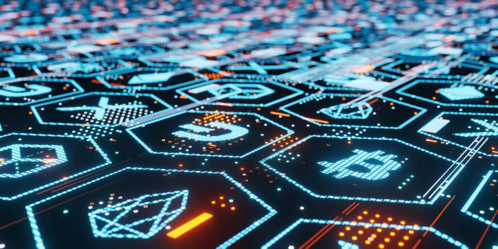Kriptovaluták, mint Bitcoin, Ethereum, Cardano, Doge